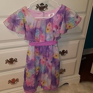 Girl's Justice Summer Dress